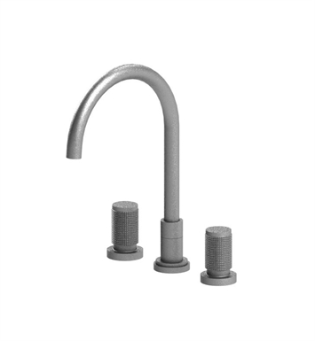 Rubinet 8AHOROBOB H2O Widespread Kitchen Faucet With Finish: Main Finish: Oil Rubbed Bronze | Accent Finish: Oil Rubbed Bronze