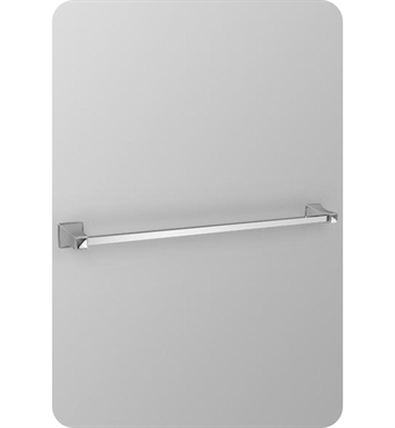 "TOTO YB30108#PN Traditional Collection Series B 8"" Towel Bar With Finish: Polished Nickel"