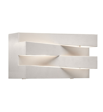 Elan Lighting 83111 Marsimik™ Sconce in White Finish