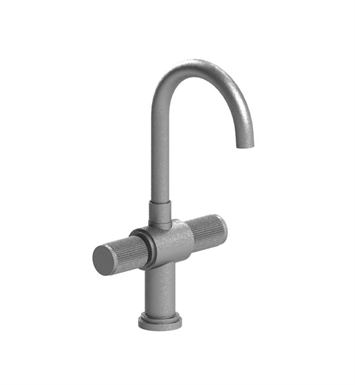Rubinet 8PHORSBSB H2O Dual Handle Bar Faucet With Finish: Main Finish: Satin Brass | Accent Finish: Satin Brass
