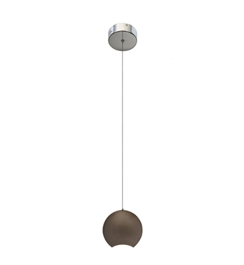 Elan Lighting 83315 Minn™ Pendant in Chrome and Metallic Finish