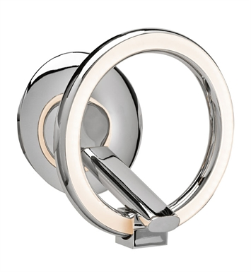 Elan Lighting 83089 Moku™ Sconce in Chrome Finish