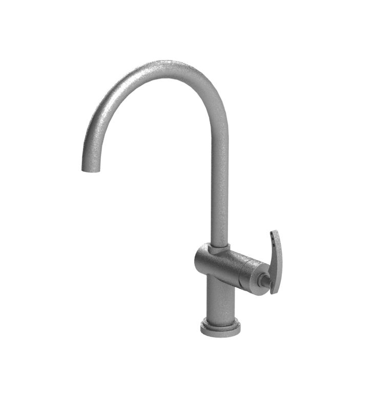 4 Hole Single Control Kitchen Faucet : Rubinet dlal lasalle single control kitchen faucet