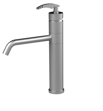 Rubinet 8MLALSNSN LaSalle Single Control Kitchen Faucet With Finish: Main Finish: Satin Nickel | Accent Finish: Satin Nickel