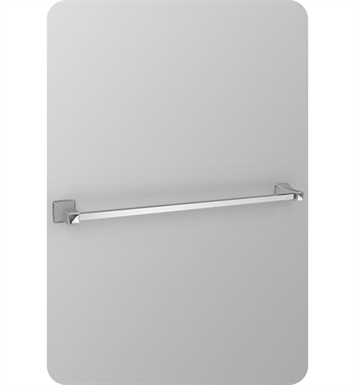 "TOTO YB30124#BN Traditional Collection Series B 24"" Towel Bar With Finish: Brushed Nickel"