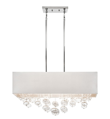 Elan Lighting 83248 Piatt™ Pendant in Chrome Finish