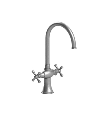 Rubinet 8DFMC Flemish Dual Handle Kitchen Faucet