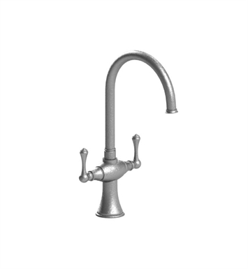 Rubinet 8DFML Flemish Dual Handle Kitchen Faucet
