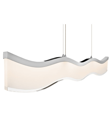 Elan Lighting 83443 Ramay™ Island Pendant in Chrome Finish