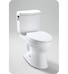 Toto Drake II 1G Close Coupled Toilet SanaGloss®