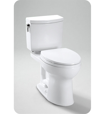 TOTO CST454CUFG#03 Drake II 1G Close Coupled Toilet SanaGloss® With Finish: Bone