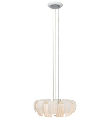 Elan Lighting 83060 Ukku™ Pendant in Chrome Finish