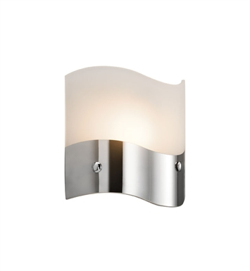 Elan Lighting 83165 Unsa™Sconce in Chrome Finish