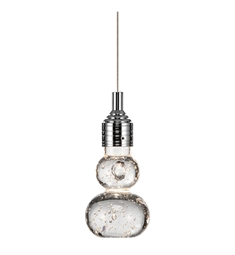 Elan Lighting 83275 Xela™ Mini Pendant in Chrome Finish