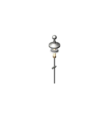 Rubinet 9DRD2OB Exposed Pop-Up Knob and Rod with Fastner for Horizontal Rod With Finish: Oil Rubbed Bronze