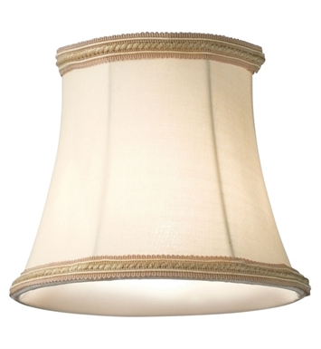 Kichler 4087BG Mithras Large Beige Fabric Shades - Sold as a package of 6