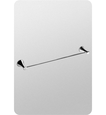 "TOTO YB40024#PN Transitional Collection Series B 24"" Towel Bar With Finish: Polished Nickel"