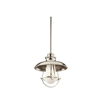 "Kichler 4225PN 10"" Metal Accessory Shade"