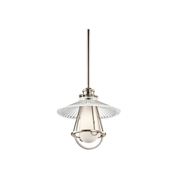 "Kichler 4223MUL 11"" Halophane Accessory Shade"