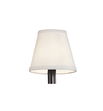 "Kichler 4119OWH 4.5"" Shade for Fixtures - Sold as a package of 6"