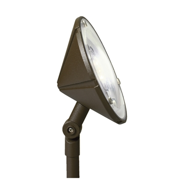 Kichler 15861AZT27 Landscape LED 3-Bulb Wall wash Accent Light