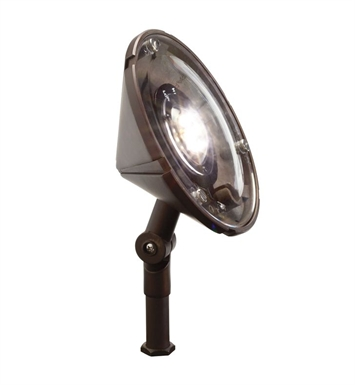 Kichler 15861BBR27 Landscape LED 3-Bulb Wall wash Accent Light