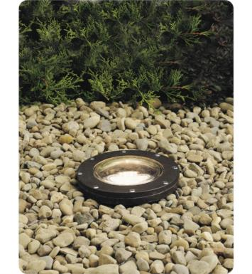 Kichler 15194AZ 1 Light 12V Landscape In-Ground Well Light with Heat Resistant Convex Clear Glass