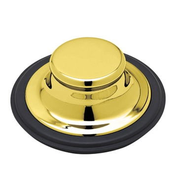 Rohl 744IB Disposal Stopper in Inca Brass