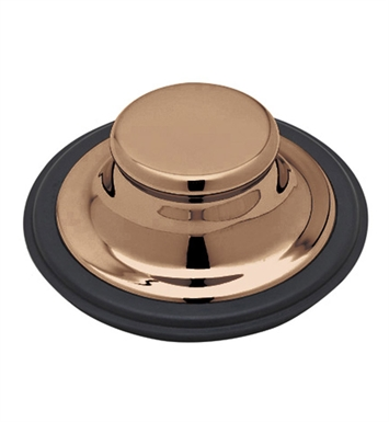 Rohl 744SC Disposal Stopper in Stainless Copper