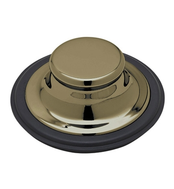 Rohl 744TCB Disposal Stopper in Tuscan Brass