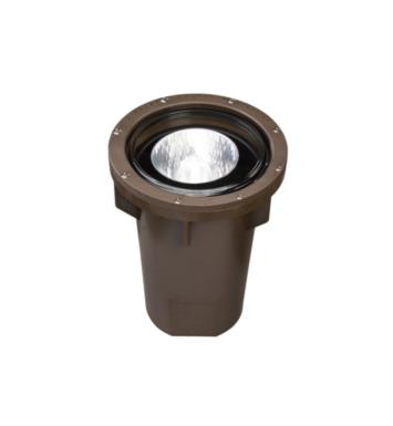 Kichler 15266AZ 1 Light 120V Landscape In-Ground Well Light with Clear Glass