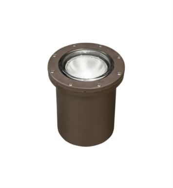 Kichler 15268AZ 1 Light 120V Landscape Small In-Ground Well Light in Architectural Bronze