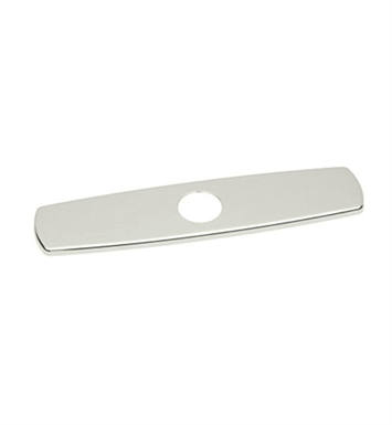 "Rohl COP10PN 10"" Coverplate in Polished Nickel"