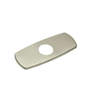"Rohl COP6STN 6"" Coverplate in Satin Nickel"