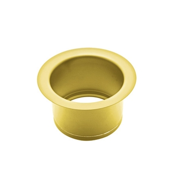 Rohl ISE10082IB Extended Disposal Flange in Inca Brass