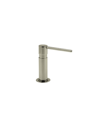 Rohl LS2150STN Modern Luxury Soap/Lotion Dispenser in Satin Nickel