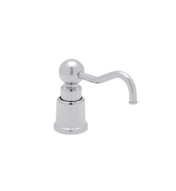 Rohl LS650CWH Country Soap/Lotion Dispenser in White