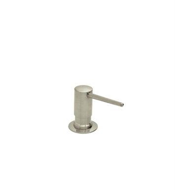 Rohl LS750LSTN De Lux Soap/Lotion Dispenser in Satin Nickel