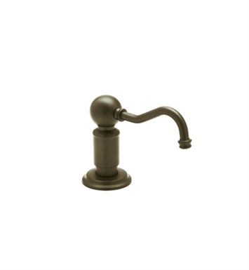 Rohl LS850PEB Perrin and Rowe Soap/Lotion Dispenser in English Bronze