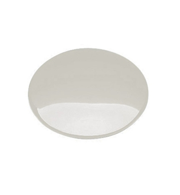 Rohl SHC-1BS Sink Hole Cover in Biscuit