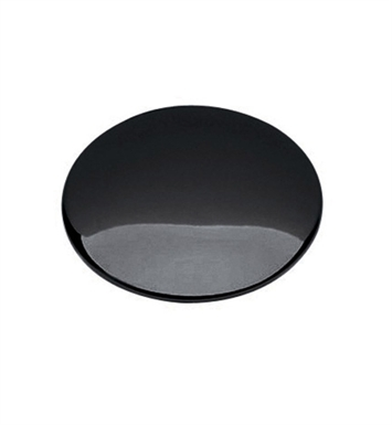 Rohl SHC-1MB Sink Hole Cover in Matte Black