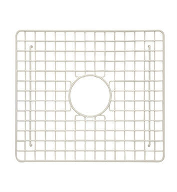 Rohl WSG1515BS Wire Sink Grid For RC1515 Bar/Food Prep Sink in Biscuit