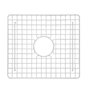 Rohl WSG1515WH Wire Sink Grid For RC1515 Bar/Food Prep Sink in White