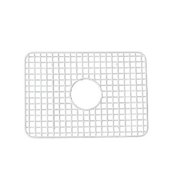 Rohl WSG2418WH Wire Sink Grid For RC2418 Kitchen Sink in White