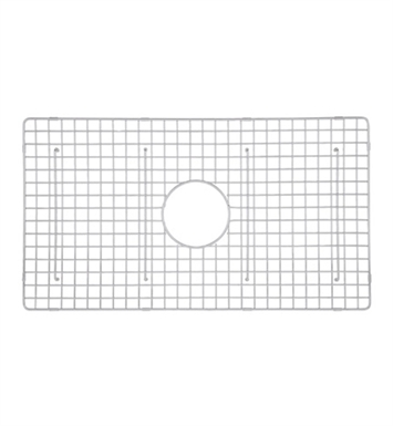 Rohl WSG3017WH Wire Sink Grid For RC3017 Kitchen Sink in White