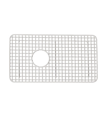 Rohl WSG3018SS Wire Sink Grid For RC3018 Kitchen Sink in Stainless Steel