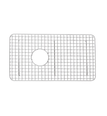 Rohl WSG3018WH Wire Sink Grid For RC3018 Kitchen Sink in White