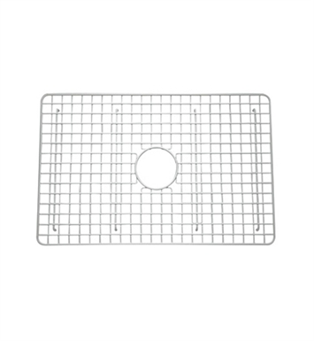 Rohl WSG3223WH Wire Sink Grid For RC3223 Kitchen Sink in White