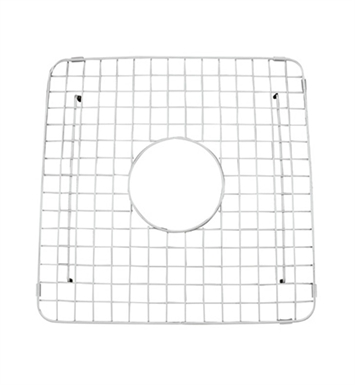 Rohl WSG3719WH Wire Sink Grid For RC3719 Kitchen Sink in White