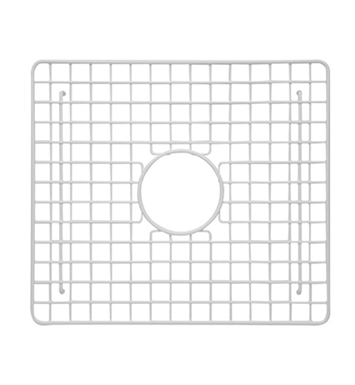 Rohl WSG3918WH Wire Sink Grid For RC3918 Kitchen Sink in White